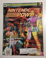 NINTENDO POWER Vol. 91 Star Wars POSTER/ KI Gold/ Mortal Kombat/ DKC 3/ Marvel