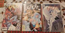 17 issues lot of GHOST #4 (w Barb Wire) 8, 11 - 23, 25 (1995)  Dark Horse VF/NM