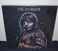 PIG DESTROYER - Painter of Dead Girls DLX LP BLACK VINYL Gatefold Printed Sleeve