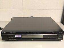New listing Sony Dvp-Nc875V Sacd Cd Player Dvd