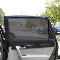 2x Sonnenschutz Rollo Seitenfenster Sonnenblende für Auto Kinder Baby Abdeckung