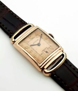 Vintage LeCoultre - prior to Jaeger LeCoultre