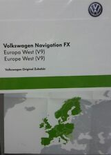 VW, Skoda, Seat Navigation Carte SD Europe RNS 310 Media System 2.0 FX 2017 v9
