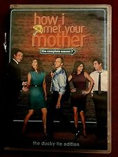 HOW I MET YOUR MOTHER - The Complete Season 7 - 3 Set DVD- Used