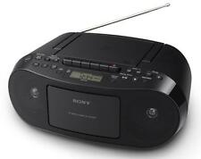 SONY CFD-S70 PORTABLE CD PLAYER STEREO MEGA BASS BOOMBOX AM FM RADIO MP3 AUX IN