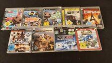 Playstation 3 Games Einzelverkauf aus Sammlung