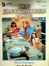 Staceys Emergency (Baby-Sitters Club, 43) by Ann M. Martin