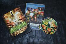 FILM EN DVD ...ARTHUR ET LES MINIMOYS...COMME NEUF