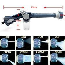 8 Nozzle Ez Jet Water Soap Dispenser Cannon Pump Spray Gun Car Washer Cleaning ^