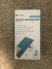 Hosome Electric Heating Pad Fast Heating 8 Temperature Settings OPEN BOX