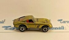 "RARE! Vintage Johnny Lightning Topper (VHTF! ~gold?) ""CUSTOM FERRARI"""