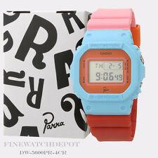 Authentic Casio Rare Limited Edition Parra Multi-Color Watch DW-5600PR-4CR