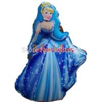 """Disney Cinderella 36"""" Shaped  Helium Balloon Princess Party Any occasion"""