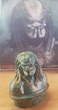 Predator Bust 8cm Hand-Painted Copper-Effect With Felt Base 1/6 Original Film