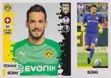 Sticker 179 a//b Panini FIFA365 2019 Ömer Toprak Borussia Dortmund