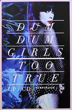 DUM DUM GIRLS,  TOO TRUE POSTER  (D6)
