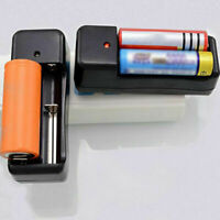 1x Universal Dual Battery Charger For 16340 26650 S3C2 U 4.2V Rechargeable P5T0