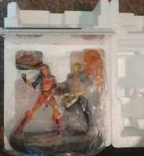 Streets Of Rage Statue, Artbook & Chicken Stress Ball From LRG New and Sealed