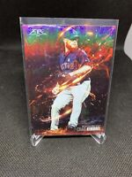 2018 Topps Fire Flame Throwers Craig Kimbrel (Boston Red Sox) FT-3