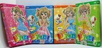 """intégrale 12 DVD Manga """" Kilari """" 51 épisodes des cartes postales et le poster"""