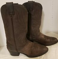 Durango, BT322, Women's, Brown Leather, Cowboy Boots, US 7 UK 4.5, Made in China