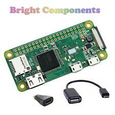 Raspberry Pi ZERO W-Bluetooth/Wireless-Nuovo - 1st Class Post