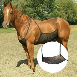 Net Fly Bite Comfortable Mesh Anti-mosquito Rug Horse Abdomen Protective Cover U
