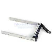 """2.5"""" Caddy Tray For Dell R900 R730XD R720 R520 R320 T430 T630 KG7NR 8FKXC G176J"""