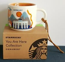 Starbucks Ornament Germany, Neu.