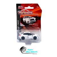Majorette Subaru WRX STI (White) Premium Cars 1:64 Mijo Exclusives