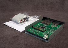 Akai MPC 2000XL Multi Card Drive HOT SWAPPABLE Kit w/Cables READ DESCRIPTION