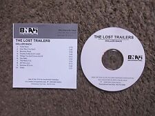 "THE LOST TRAILERS ""HOLLER BACK"" 2008 COUNTRY RADIO ADVANCE PROMO OOP CD RARE"