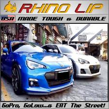 Universal Front Bumper Lip Diffuser Add-on Scuff~Scrape Trim Acura Chevy Buick