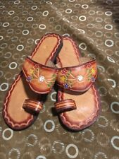 Handmade Leather Sandals 4