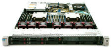 HP ProLiant dl360e g8 Server/ 2x Xeon e5-2450L 8gb RAM / 0 HDD / P420