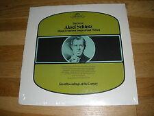 AKSEL SCHOITZ fourteen songs of Carl Neilsen LP Record - Sealed