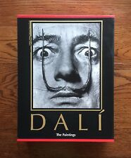 SALVADOR DALI -THE PAINTINGS- 1904-1989 TWO VOLUME SET TASCHEN 25TH ANNIVERSARY