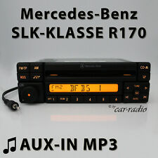 Mercedes Special MF2297 Aux-In MP3 R170 Radio SLK Class W170 Cd-R Car Radio RDS