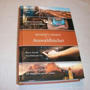 Reader´s Digest Auswahlbücher (2021) Meyer, Kinsella, Sager, Vidotto