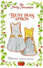 Busy Bias Apron pattern by the Paisley Pincushion