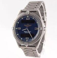 BREITLING Aerospace Titanium Quartz Watch E56059 (w/ BOX, PAPERS, and DOCS!)