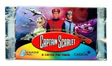 Carlton Captain Scarlet Collectors Premium Trading Cards (5 Card Pack)