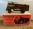 "RSH FIRE MODEL T14 ""Green Goddess"" Fire Appliance 1:50 Mint Boxed BEDFORD RLHZ photo"