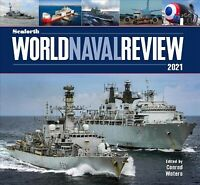 Seaforth World Naval Review, 2021, Hardcover by Waters, Conrad (EDT), Like Ne...