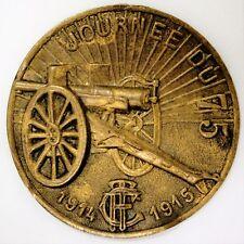 medaille pompier journée du 75