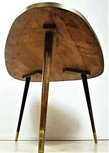 50er Jahre Tisch Nierentisch Rockabilly Mid Century Vintage 50´s Couchtisch (AB)