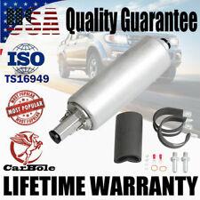 Universal Electrical 255LPH Inline External High Pressure Fuel Pump & Kit GSL392