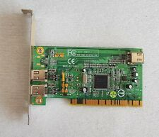 IBM LENOVO FIREWIRE CARD 3 PORT PCI-E CARD 41D2781