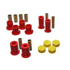 Energy Suspension 5.3122R Control Arm Bushing Set For 99-01 Dodge Durango NEW