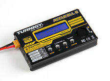TURNIGY ACCUCEL 6 ACCUCELL BALANCE CHARGER 80W 10A 2-6S LiPo LiFe LiHV NiXX RC